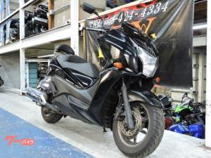 ホンダ/フェイズ 2009年モデル ブラック タンデムバー