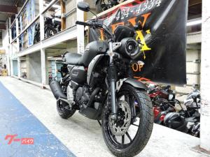 ヤマハ/FZ-X 新車 ブラック ネオレトロ