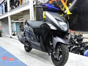 ヤマハ/シグナスRAY ZR 113 ブラック ノーマル