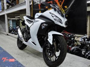 カワサキ/Ninja 250 2013年モデル ホワイト ノーマル