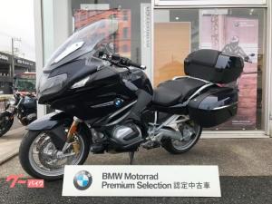 BMW/R1250RT 純正トップケース・LEDフォグライト
