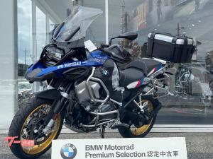 BMW/R1250GS Adventure プレミアムスタンダード ETC アクラポビッチマフラー ドライブレコーダー 社外トップケース