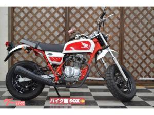 ホンダ/Ape100DX 2007年モデル