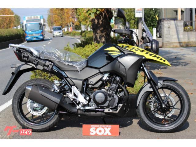 スズキ V-ストローム250 ABSの画像(群馬県