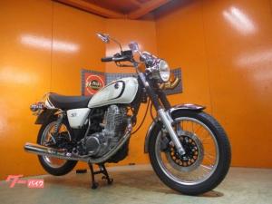 ヤマハ/SR400 Fi Newパールホワイト ノーマル車両 1オーナー