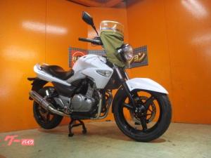 スズキ/GSR250 WRSマフラー ETC アサヒ風貌丸目ヘッドライト