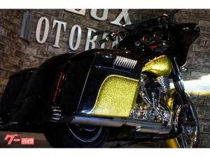HARLEY-DAVIDSON/FLHX ストリートグライド Fiチューン Bギア バガー仕様 21インチホイル