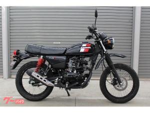 カワサキ/W175TR SE 国内未発売モデル