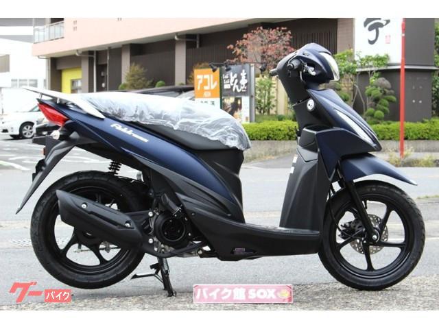 スズキ アドレス110 コンビブレーキ搭載の画像(北海道