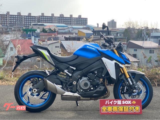 スズキ GSX-S1000の画像(北海道