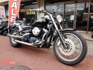 ヤマハ/ドラッグスター400 ETC付き ブラック