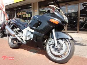 カワサキ/ZZ-R400 リヤキャリア付き ブラック