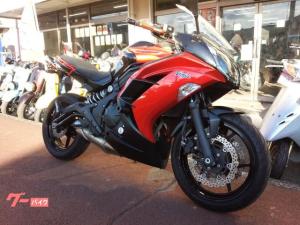 カワサキ/Ninja 400 オレンジ&ブラック