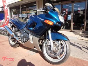 カワサキ/ZZ-R400 4気筒 フルカウル ネイビーメタリック