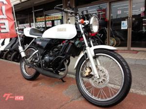 ヤマハ/RZ50 水冷2サイクル 6速 チャンバー付き
