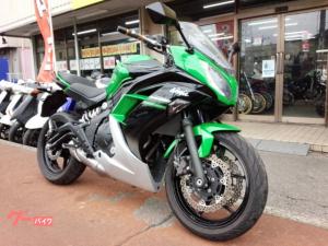 カワサキ/Ninja 400 グリーン&ブラック