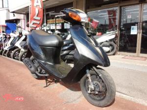 スズキ/レッツII 2サイクル シャッターキー ブラック