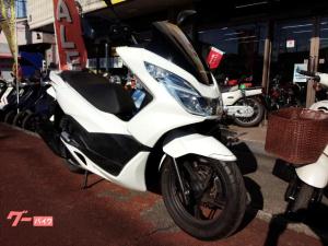 ホンダ/PCX 125 JF56 パールホワイト
