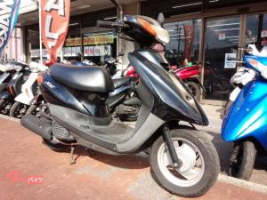 ヤマハ/JOG 水冷4サイクル FI車 ブラック