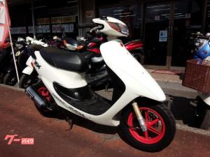 ホンダ/ライブDio ZX 2サイクルエンジン 50thモデル ホワイト