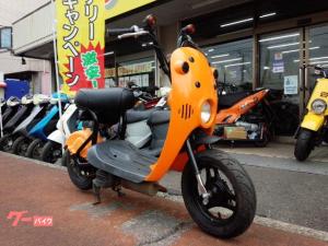 スズキ/チョイノリ 4サイクルエンジン オレンジ
