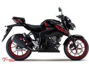 スズキ/GSX-S125 国内M0モデル ブラック