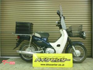 ホンダ/スーパーカブ50プロ 2012年 グリップヒーター インジェクション