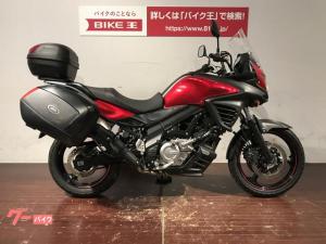 スズキ/V-ストローム650 ABS パニアケース トップケース