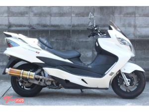 スズキ/スカイウェイブ250 タイプM マフラー改