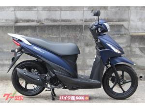スズキ/アドレス110 2020年モデル ノーマル