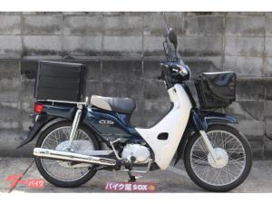 ホンダ/スーパーカブ50 2012年モデル