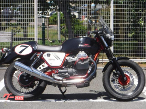 MOTO GUZZI/V7レーサー