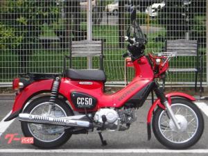 ホンダ/クロスカブ50 フロントキャリア装備