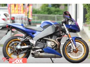 Buell/ファイアーボルトXB12R 純正Rマフラー ECM フェンダーレス
