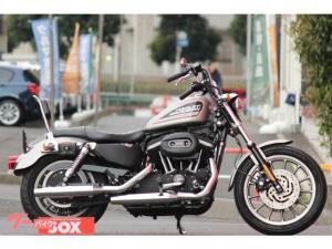 HARLEY-DAVIDSON/XL883R・チョッパーハンドル・サイドメーター・シーシーバー