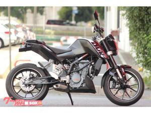 KTM/200デューク 2014モデル