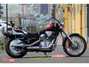 ホンダ/スティード400 VSE バックレスト