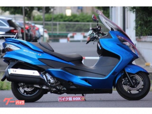 スズキ/スカイウェイブ250 タイプS 2012モデル