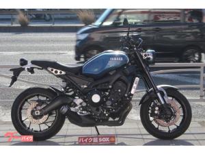 ヤマハ/XSR900 2016年モデル エンジンスライダー