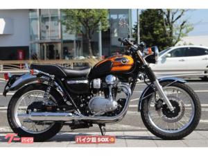 カワサキ/W800 2016年モデル