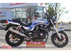 ホンダ/CB750Special Edition スペンサーカラー ノジマフルエキ エンジンスライダー