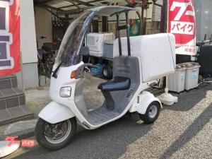 ホンダ/ジャイロキャノピー 2スト JMS製大型ボックス