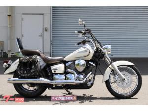 ヤマハ/ドラッグスター250 キャリア付バックレスト 2011年モデル