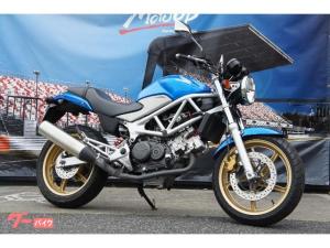 ホンダ/VTR250 フロントフォークOH
