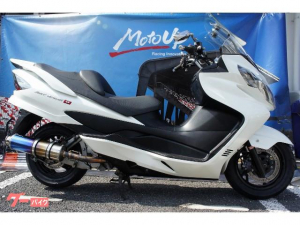 スズキ/スカイウェイブ250 タイプM