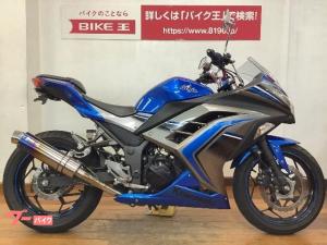 カワサキ/Ninja 250 バーハンドル WRマフラー