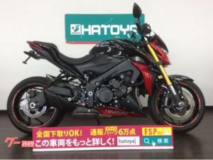 スズキ/GSX-S1000 GT79Bモデル バックステップ スライダー