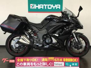 カワサキ/Ninja 1000 ABS パニアケース スライダー装着