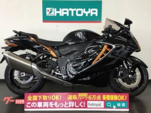 スズキ/GSX1300Rハヤブサ 現行モデル新型 タンクパッド付き ワンオーナー