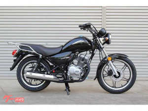 ホンダ/CBF125T Fi 国内未発売モデル